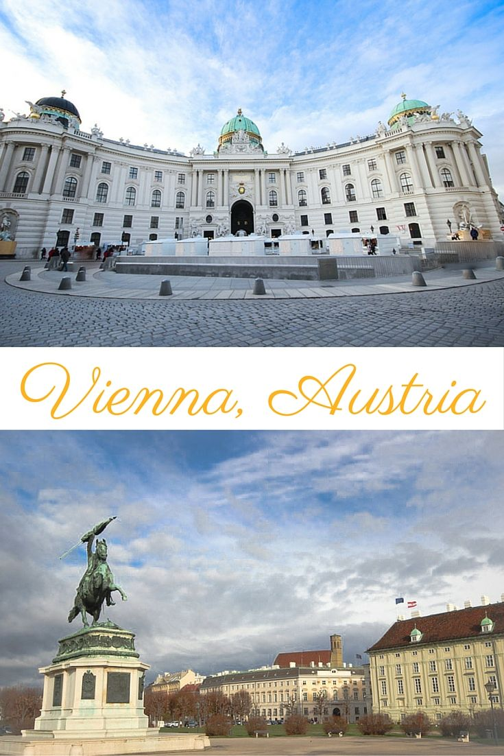 The real traveller's guide to what to see in Vienna, Austria- including the best cafes and shopping areas!