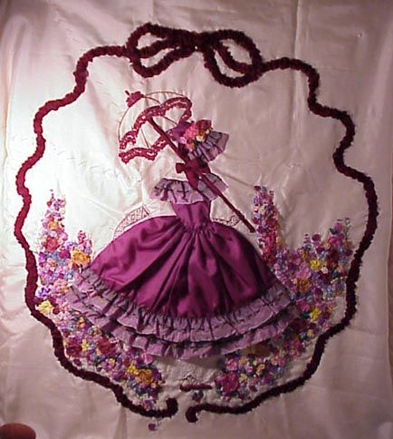 972 Best Images About Silk Ribbon Embroidery On Pinterest | Hand Embroidery Ribbon Art And ...