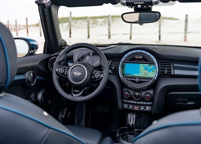 2021 Mini Cooper S Convertible Sidewalk Edition First Look Kelley Blue Book Mini Cooper S Mini Cooper Mini