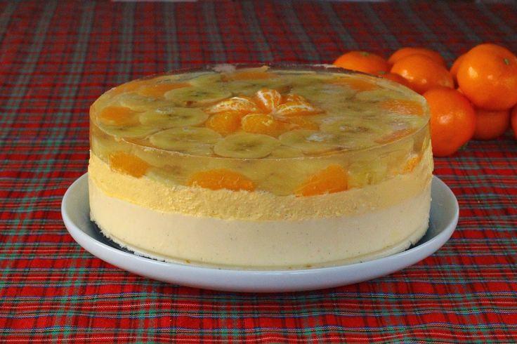 Túró torta sütés nélkül (paleo)