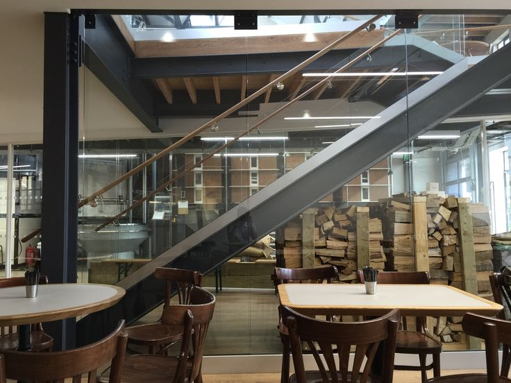 Allpress Espresso Roastery & Cafe in #london - @buzzispace #100design