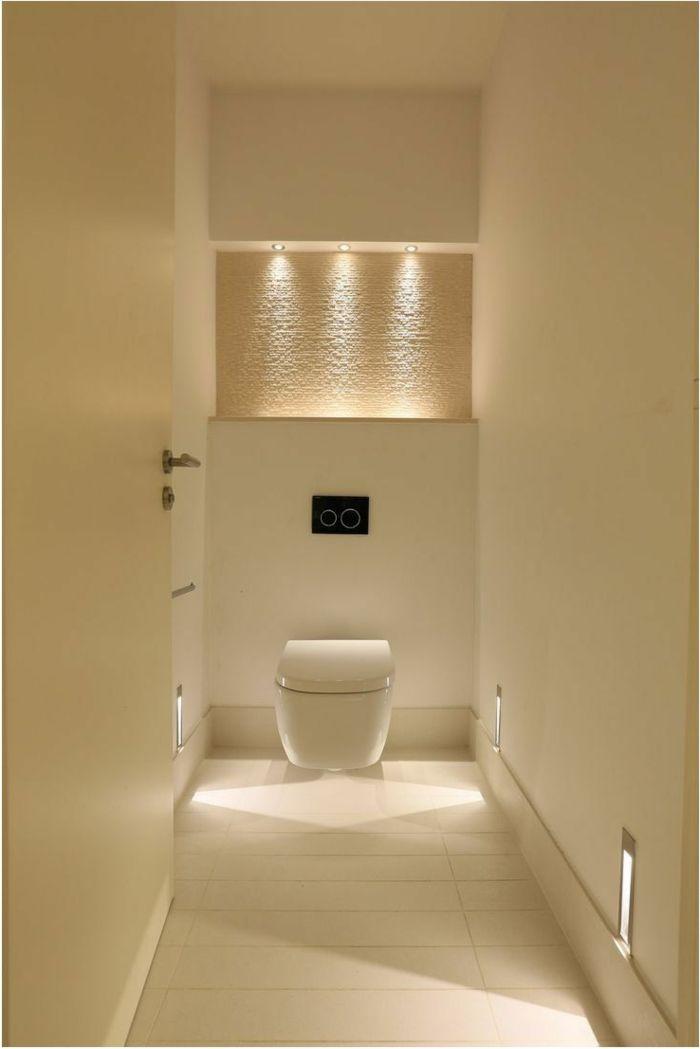 ▷ 1001 + idées pour une peinture pour toilettes chic et glamour ...