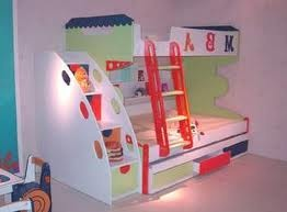 32 Best Funky Bunks Images On Pinterest Child Room Kid