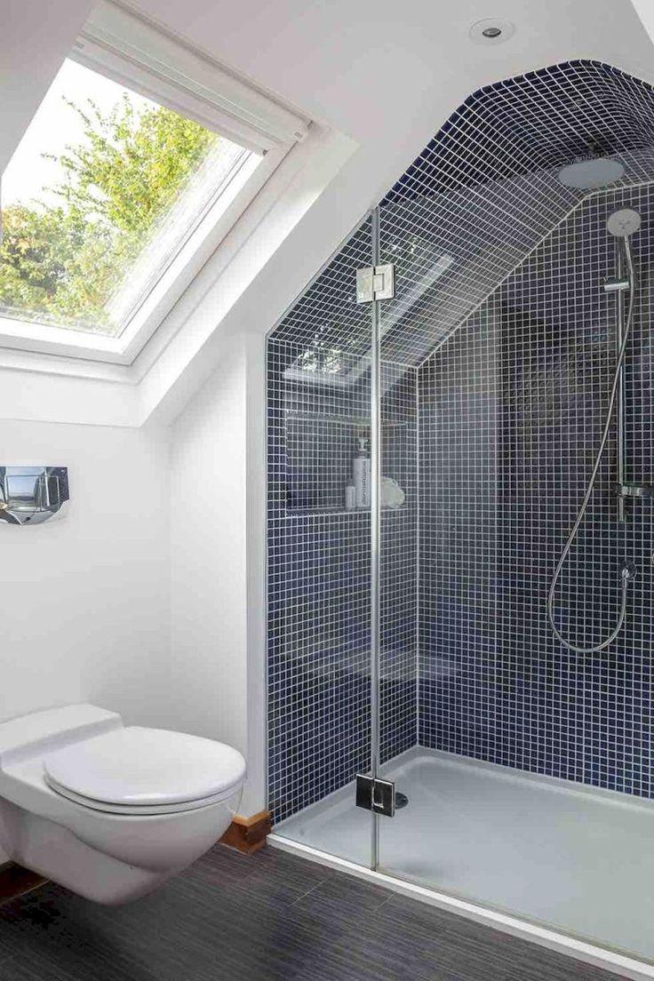 122 Best Attic Bathrooms Images On Pinterest Attic