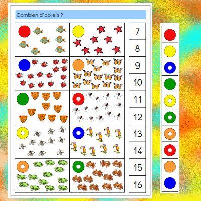Des jeux mathématiques en autonomie pour mes GS