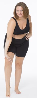 PLUS SIZE ANTI CHAFING LONG LEG KNICKERS. Yes, I need these.