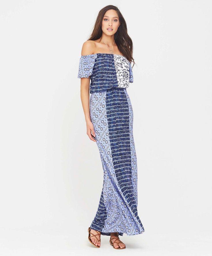 Tigerlily - Vishuddha Maxi Dress