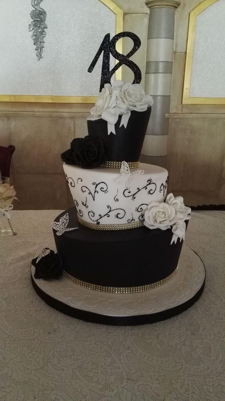 torta wonky 18 anni