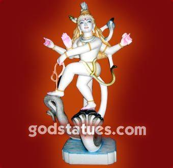 Dancing Shiva #hindu #god #statue #handicraft