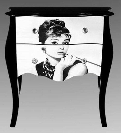 116 best images about audreyhepburn decor on pinterest for Audrey hepburn bedroom designs