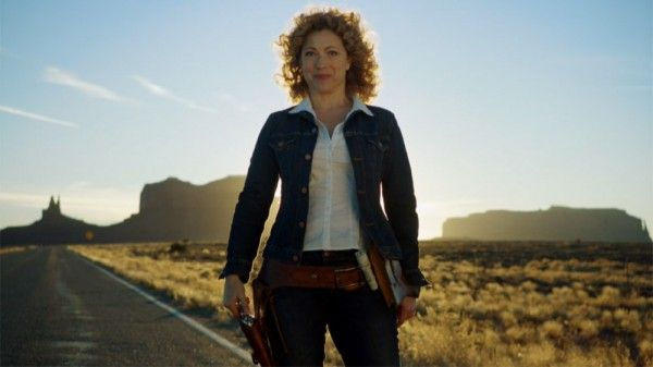 'Doctor Who' video: River Song's complete timeline--Watch the complete timeline of River Song's life, as narrated by Alex Kingston in last ever episode of BBC Three's Doctor Who: Confidential…
