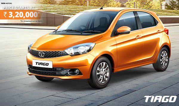 Tata Tiago hatchback launched in India at INR 3.2 lakhs https://blog.gaadikey.com/tata-tiago-hatchback-launched-in-india-at-inr-3-2-lakhs/