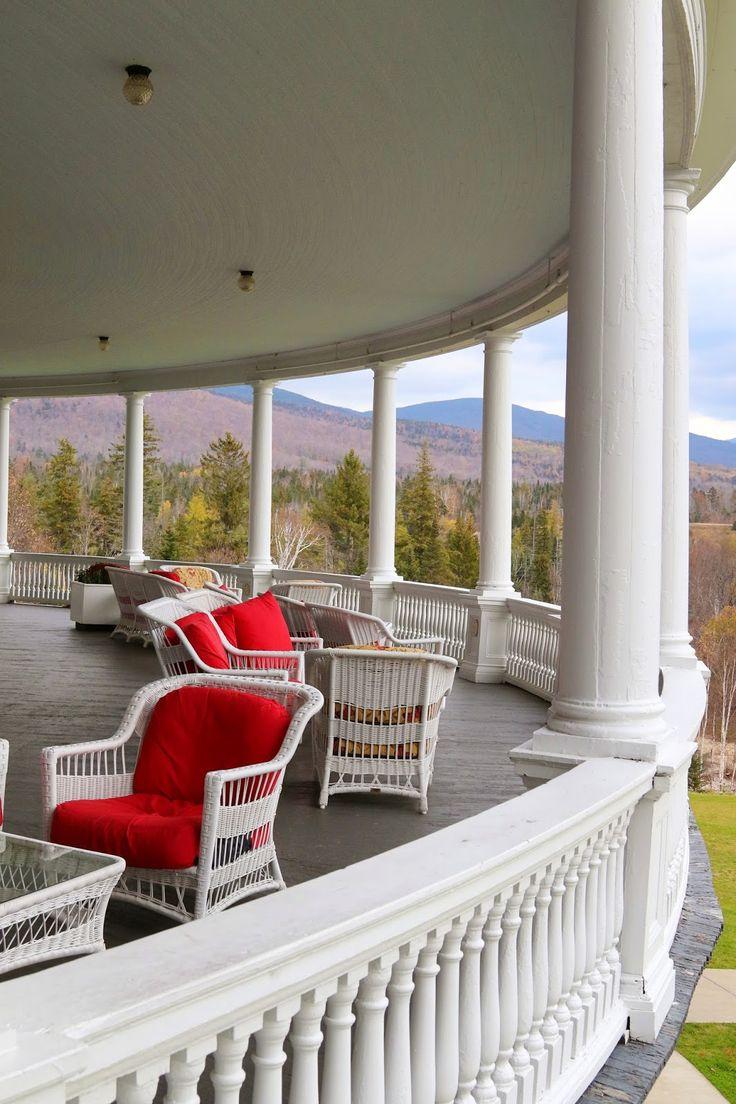 New England Living: Mount Washington Hotel | Bretton Woods, New Hampshire