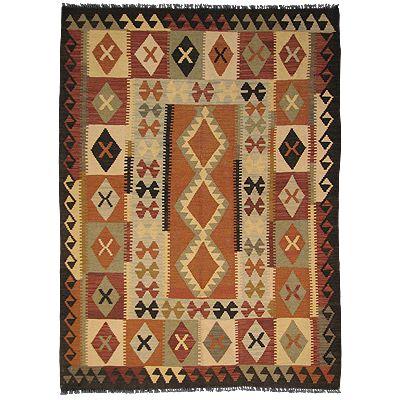 Maimana kelim - szövött keleti szőnyeg - BK 72176