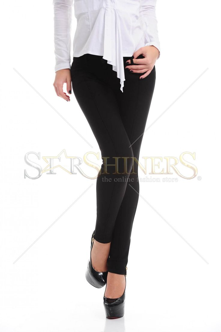 Artista Office Choice Black Trousers