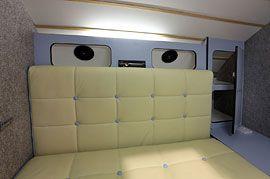 Stylish optional leather interior and CD Radio