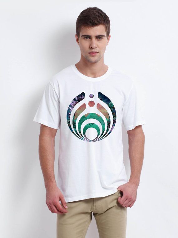 bassnectar band cool fan art men tshirt white size for by verstay