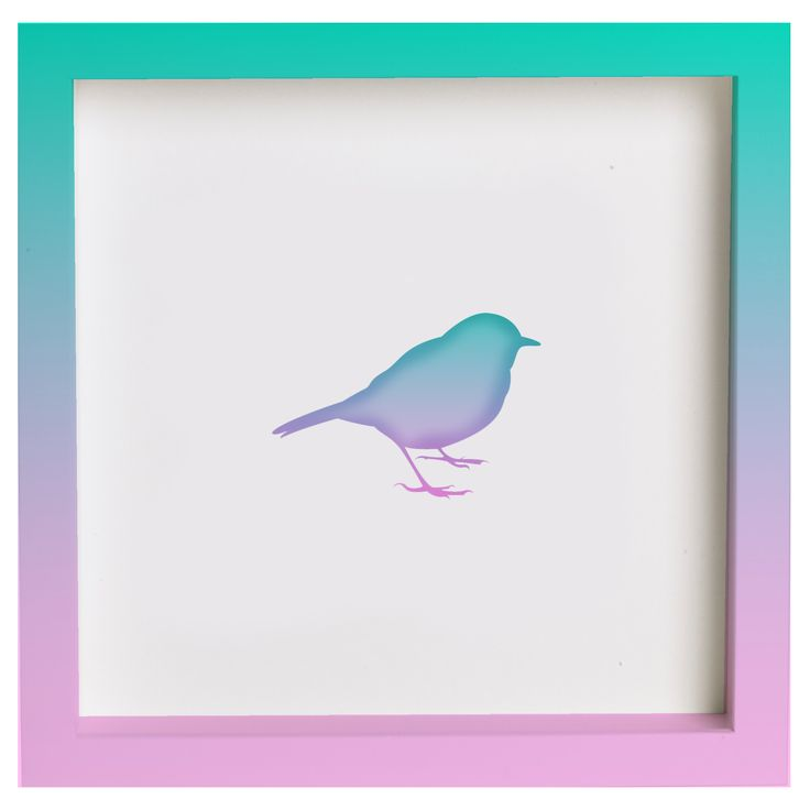 [#Habitanimal] Technicolor Bird $35.000 REF: HAD-015