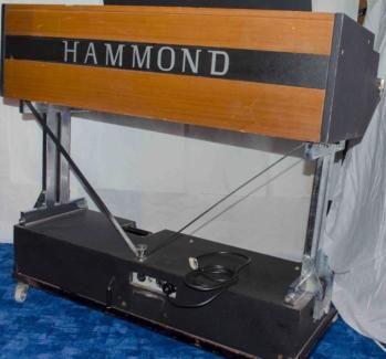 hammond porta b elektromagnetisch transportabel in hessen reinheim musikinstrumente und. Black Bedroom Furniture Sets. Home Design Ideas