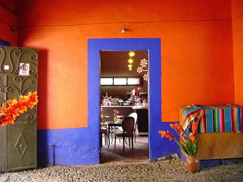 Decoración estilo mexicano - Mexican decor