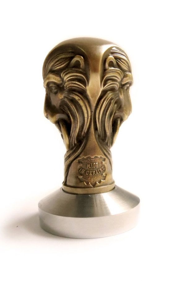 "Coffee tamper ""Lion"""