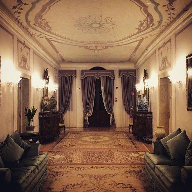 Hotel #VillaBarbarich
