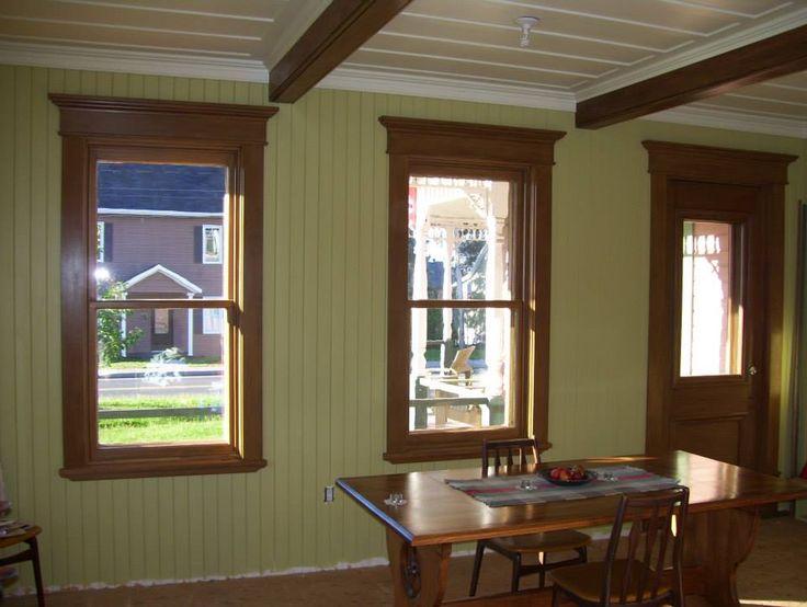 belle couleur pour la cuisine manoir des rables ancienne maison de style victorienne de. Black Bedroom Furniture Sets. Home Design Ideas