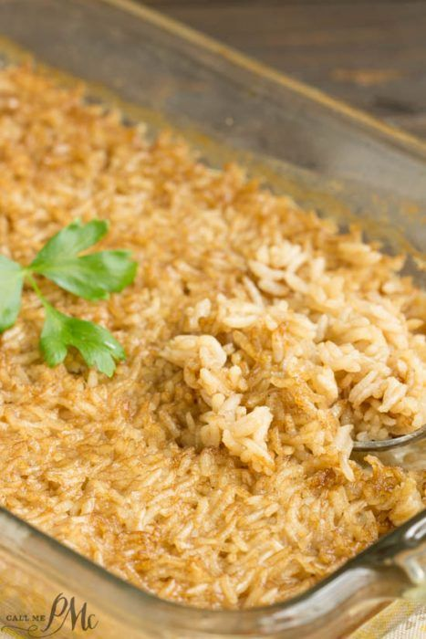 a buttery, flavorful, and the easiest side dish you'll ever make! It's a tasty, simple, and versatile side that goes with chicken, pork, and beef! One Pan Stick of Butter Rice recipe is