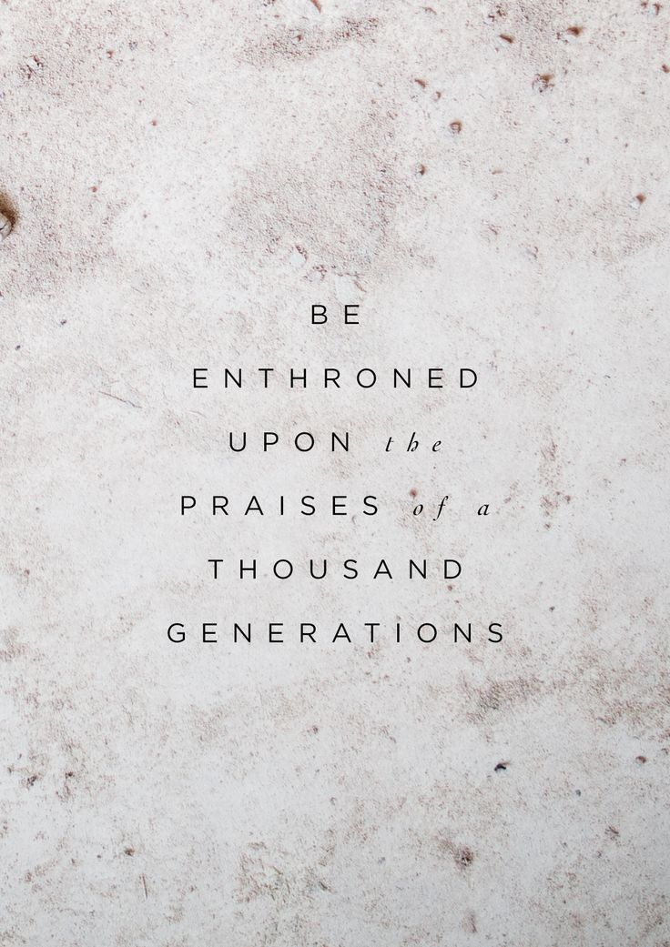 """Be Enthroned // Jeremy Riddle // From the album """"Have It"""