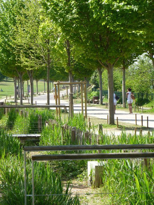 Les 25 meilleures id es de la cat gorie parc urbain sur for Architecture des jardins et du paysage
