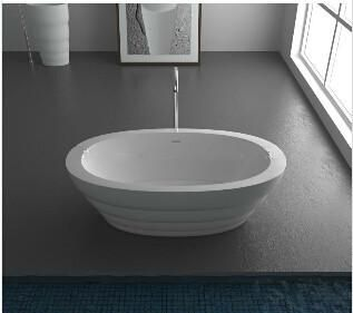 bathtub and Acrylic +ABS composite board Piscine Soaking Hot tub W8011