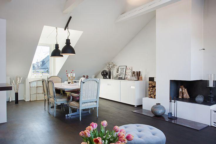 Inspiring home in Stockholm