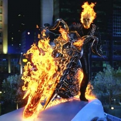 The sequel to Ghost Rider - Ghost Rider: Spirit of Vengeance was one of the big comic adaption hits of 2012. Nicolas Cage did ones again fight...