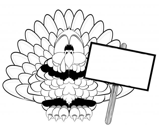thanksgiving coloring pages and themes - photo#36
