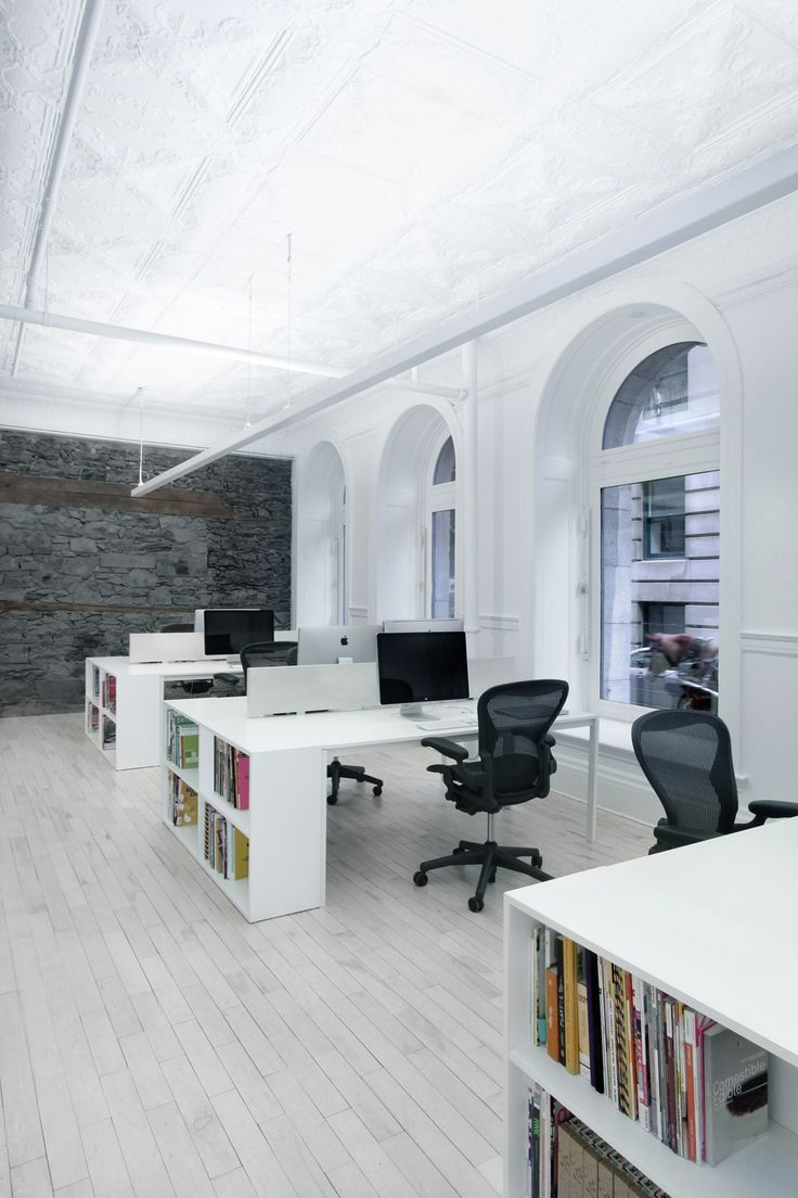 17+ best ideas about Open Office Design on Pinterest | Open office, Commercial office space and ...