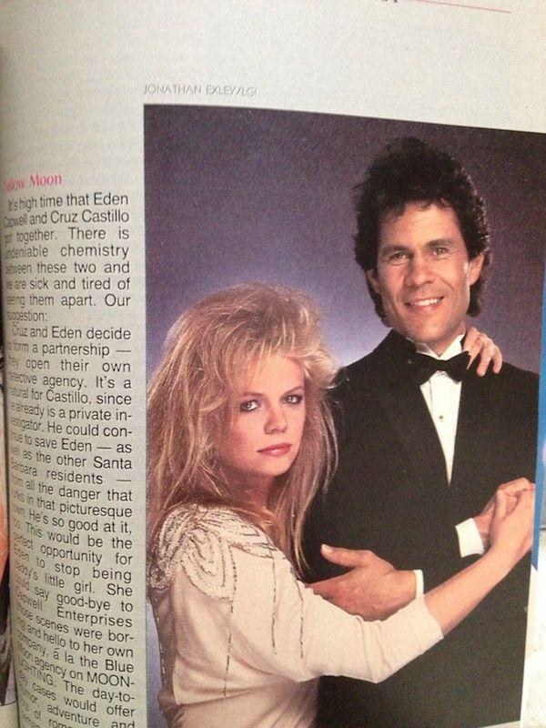 Marcy Walker, Santa Barbara | 80s Fashion - Hair & Make-up