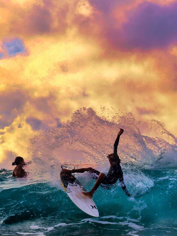 "surfsouthafrica: "" Just throwing buckets… Photo: Lieber Films """
