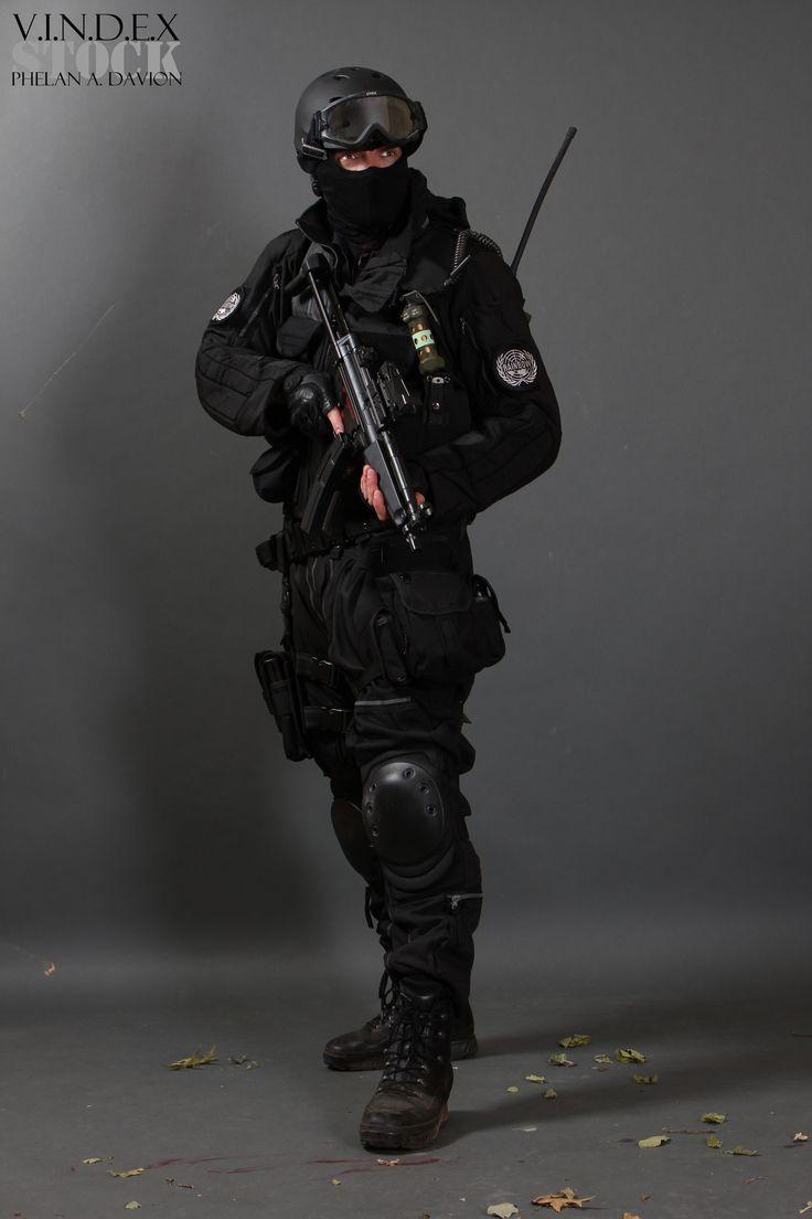 Assault Soldier STOCK I by PhelanDavion.deviantart.com on @DeviantArt