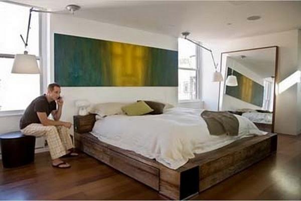 Men's Bedroom Ideas.