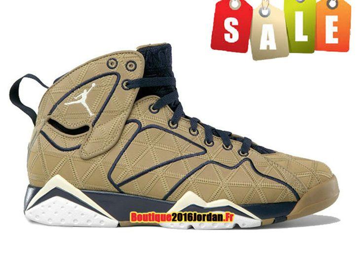 Air Jordan 7 (VII) Retro - Chaussures Nike Jordan Pas Cher Pour Homme  Filbert