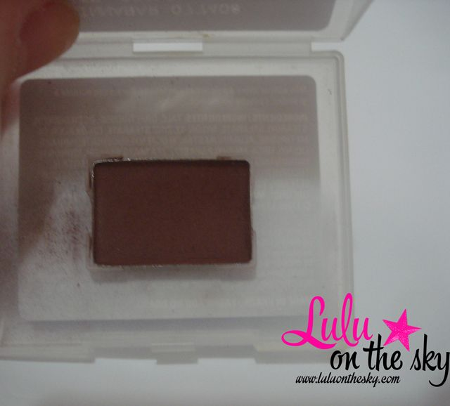 Sombra Mineral Mary Kay Cinnabar (Matte) #resenha #maquiagem #marykay #sombramineral #bgluluonthesky