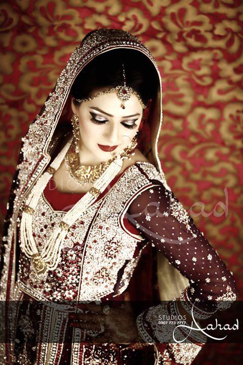 Latest Pakistani Bridle dress collection
