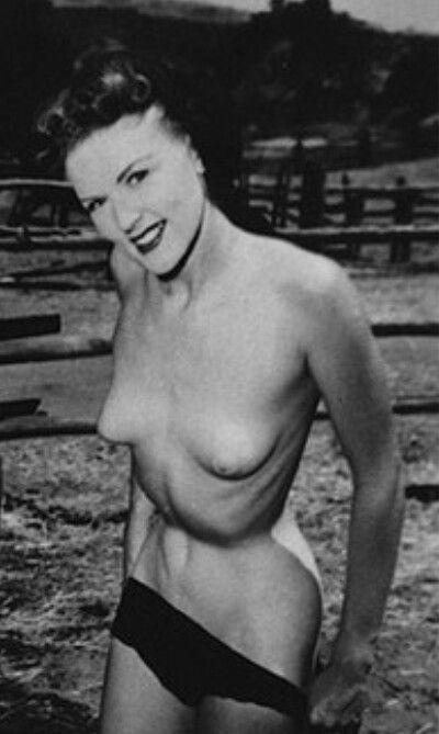 Nude betty white phoros nude