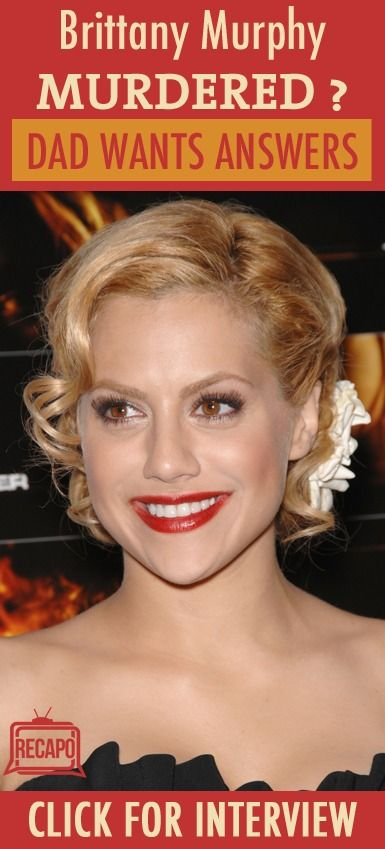 The Doctors spoke with Angelo Bertolotti, father of the late actress Brittany Murphy, about whether his daughter may have been poisoned. Do you think she was murdered?