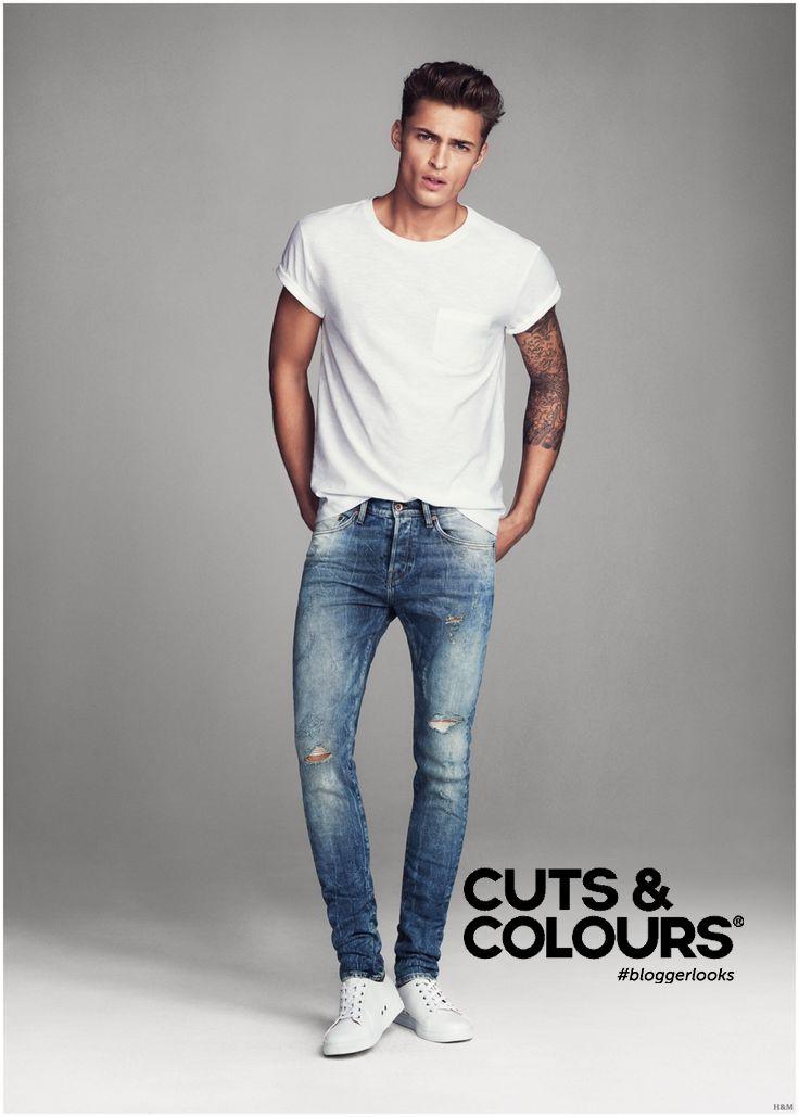 Makkelijke haarstijl maar toch trendy, basic en makkelijk in onderhoud | Ideaal voor mannen met dunner haar