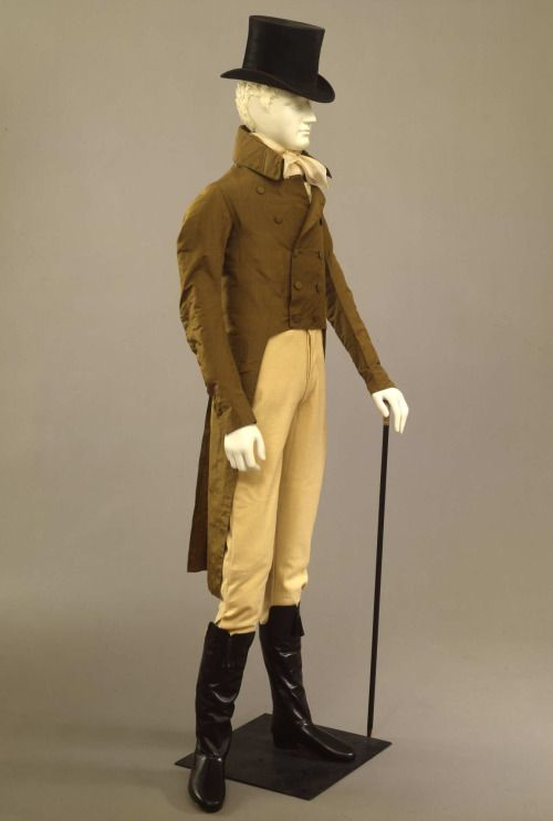 Redingote1800sCollection Galleria del Costume di Palazzo Pitti