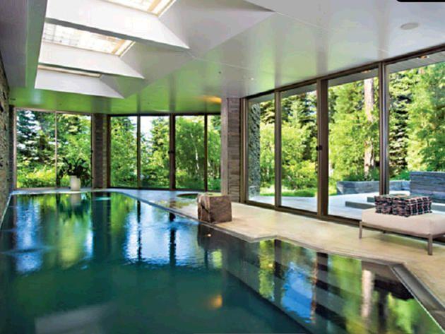 24 best Indoor Pools images on Pinterest