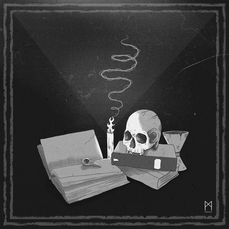Se mitt @Behance-projekt: \u201cOccult\u201d https://www.behance.net/gallery/44236385/Occult