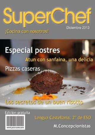 Revista recetas