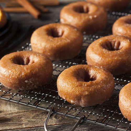 Oponki z piekarnika - mają o 1/3 mniej kalorii od tradycyjnych, a nie ustępują im smakiem